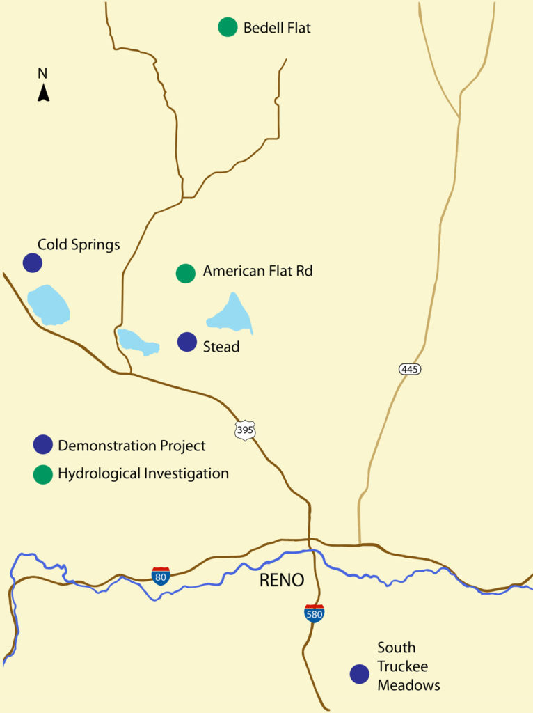 Potential Project Sites