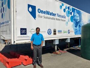 The University of Nevada, Reno's OneWater Center